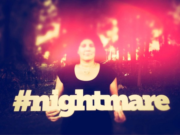 Nightmare hashtag project by MissPixels